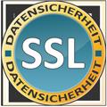 Sichere SSL-Verschlüsselung zum Schutz Ihrer Daten