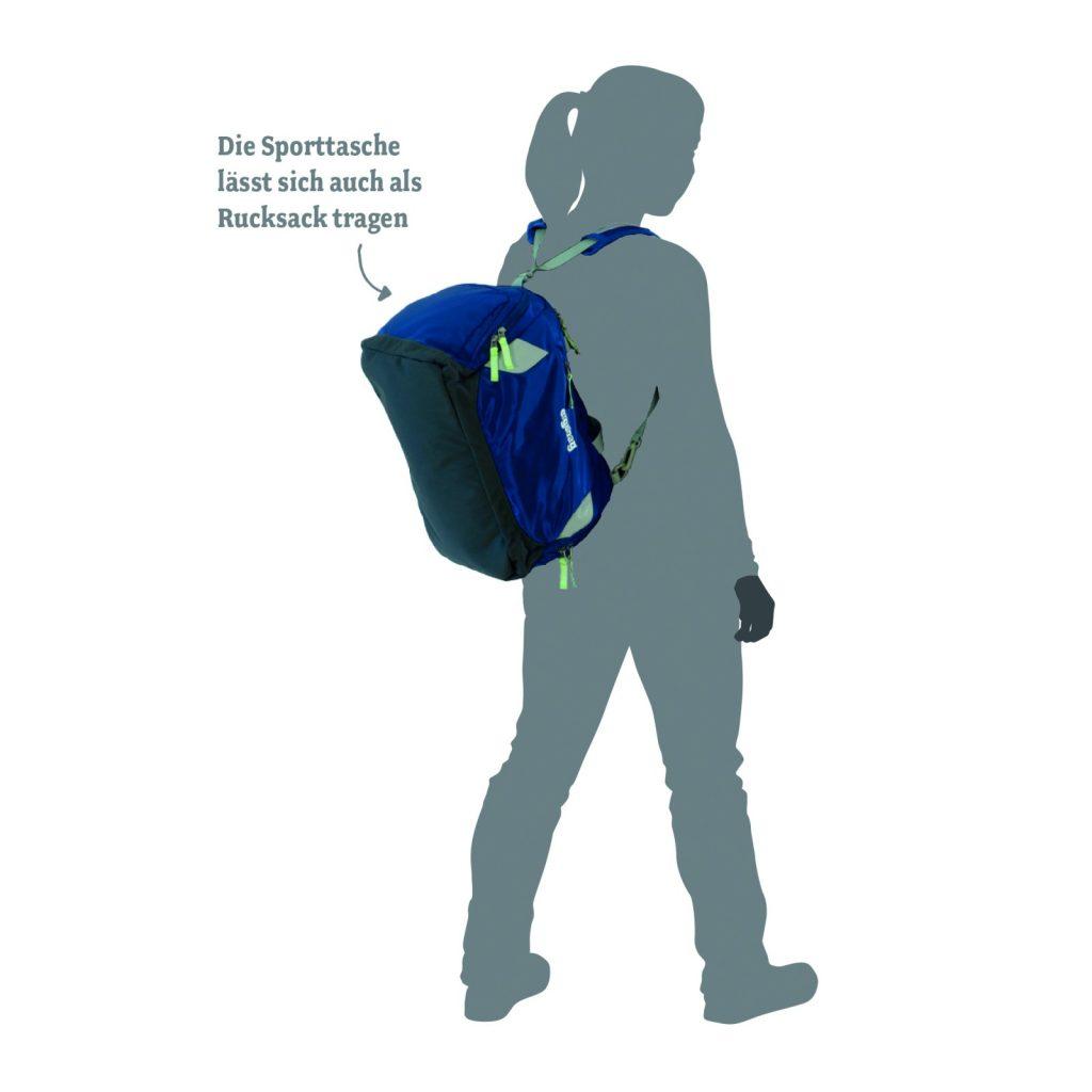 satch satch sporttasche dufflebag leder mei ner. Black Bedroom Furniture Sets. Home Design Ideas