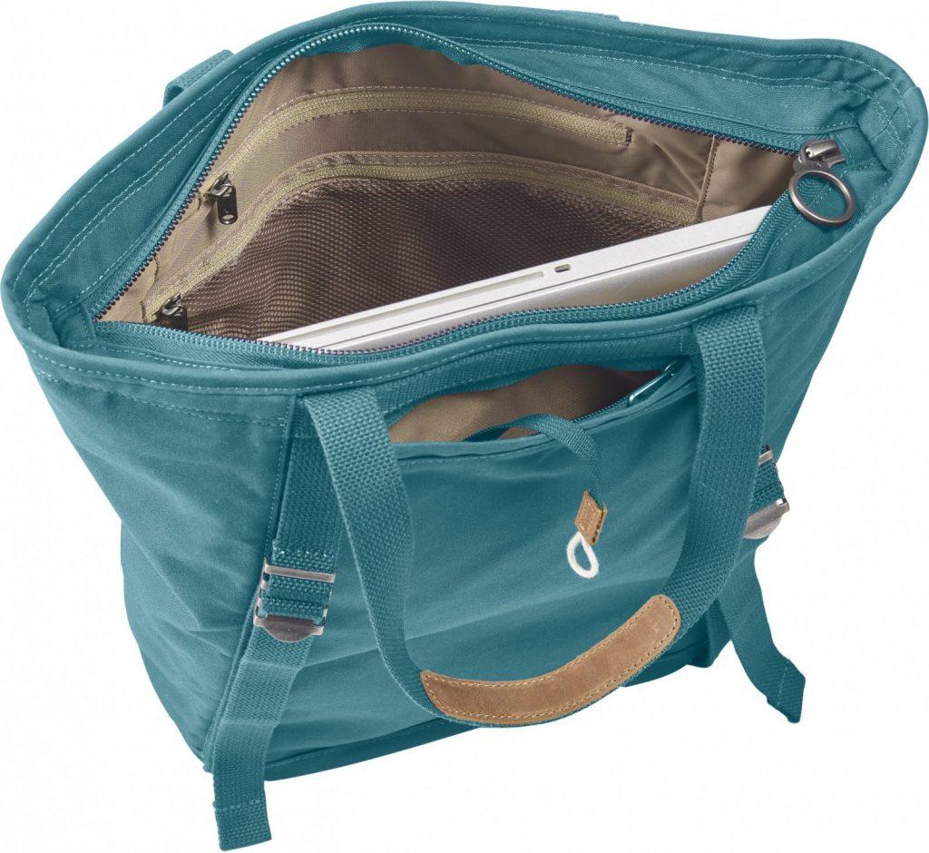 fj llr ven totepack no 4 tall shopper und rucksack in. Black Bedroom Furniture Sets. Home Design Ideas