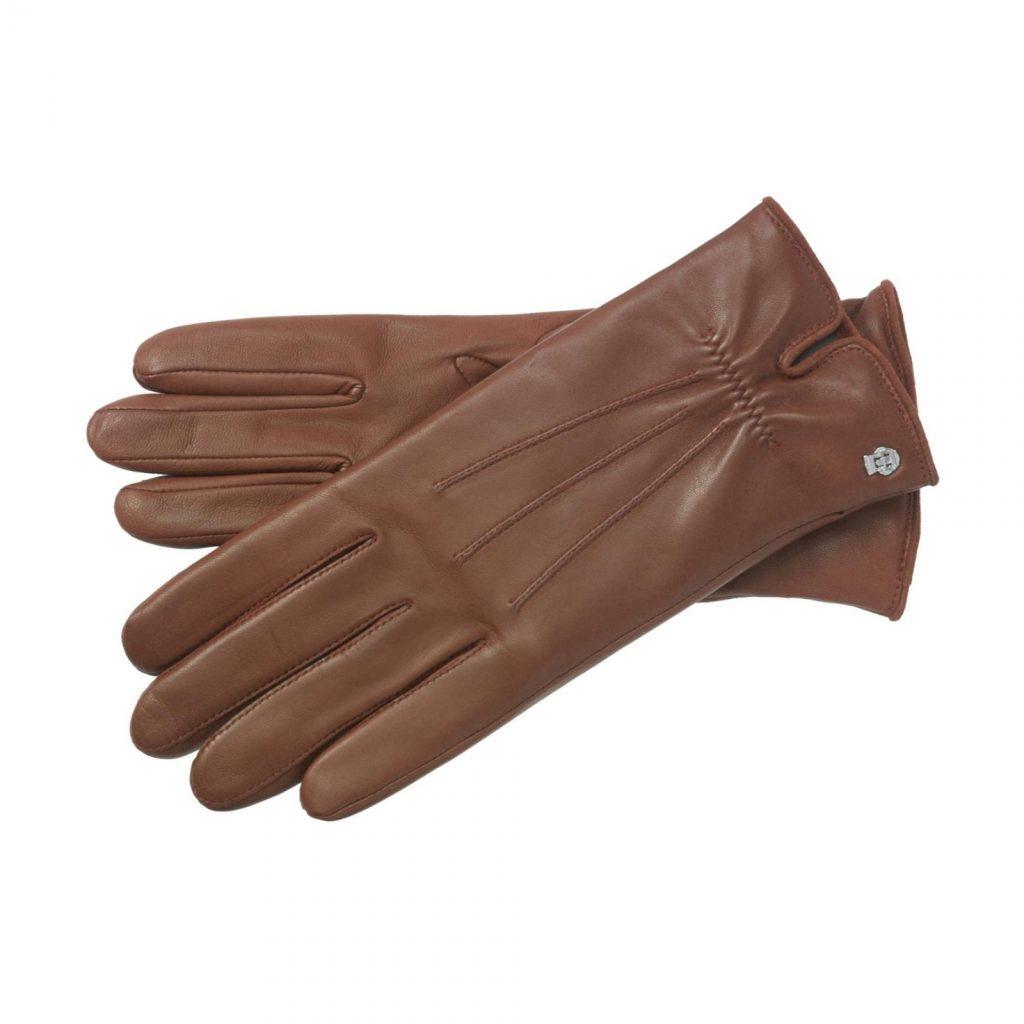 073093267e869e Roeckl Geraffter Klassiker Damenhandschuhe Größe 8 1/2 - Leder Meißner